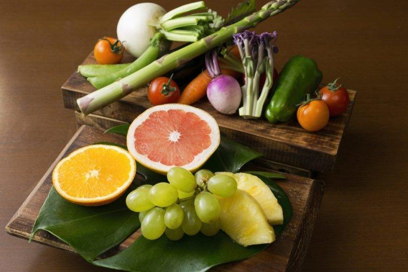 朝採り農園野菜セット:1200円