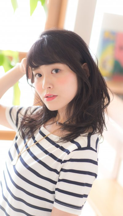 【granew】耳かけでかわいい小顔ミディアム 博多幸恵.jpg