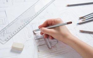 リフォーム設計・図面、注文家具設計図面